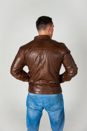Кожаная куртка KARINA2