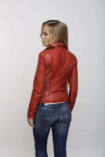 Кожаная куртка art 1010