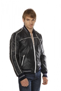 Кожаная куртка арт Timber
