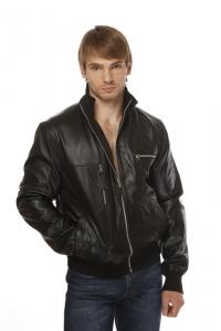Кожаная куртка арт Dallas