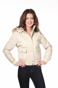 Кожаная куртка  art Nickelson