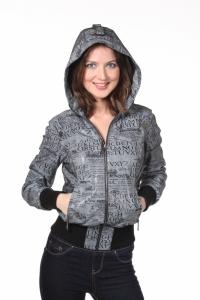 Кожаная куртка art 5019