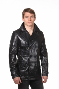 Кожаная куртка art Mariner