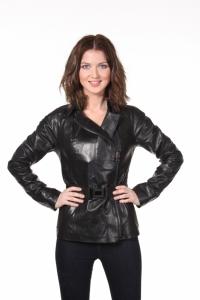 Кожаная куртка art 5037