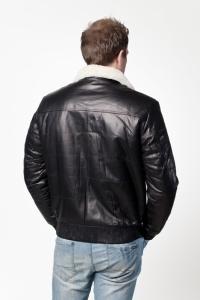 Куртка на меху арт 1105