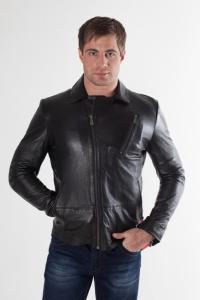 Кожаная куртка арт PS 13-139