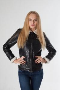 Кожаная куртка Chelsea