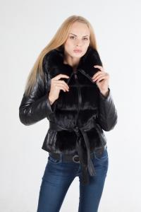 Кожаная куртка 13128