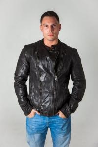 Кожаная куртка TIGHA 7565