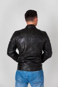 Кожаная куртка TIGHA 3851