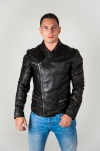 Кожаная куртка TIGHA 5582