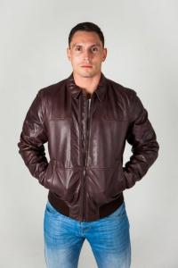 Кожаная куртка PIKE