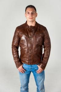 Кожаная куртка ROMEO