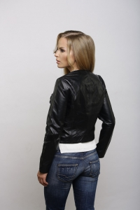 Кожаная куртка Art Dilan