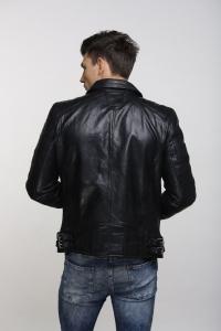 Кожаная куртка Art Barton