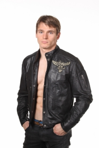 кожаная куртка art ZM-1002
