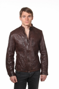 Кожаная куртка art BNV-007