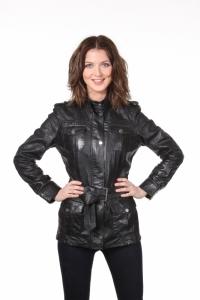 Кожаная куртка art Bekla