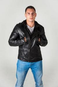 Кожаная куртка 2154